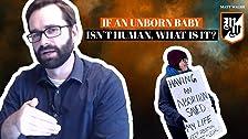 Si un bebé nonato no es humano, ¿qué es?