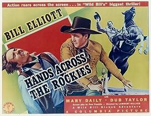 Lambert Hillyer Hands Across the Rockies Movie