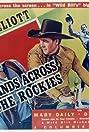 Hands Across the Rockies (1941) Poster