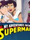 Animated Superman Series Ordered at HBO Max/Cartoon Network— The Boys' Jack Quaid to Voice Clark Kent