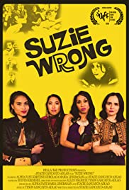 Suzie Wrong Poster