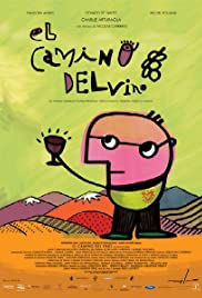 El camino del vino Poster