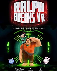 Wreck-it Ralph: Ralph Breaks VR (2018 Video Game)