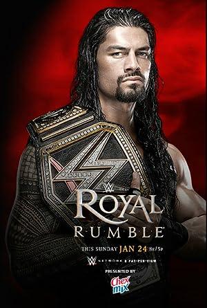 WWE Royal Rumble (2016)