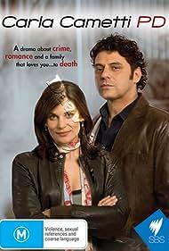 Vince Colosimo and Diana Glenn in Carla Cametti PD (2009)