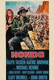 Hondo and the Apaches (1968) Poster - Movie Forum, Cast, Reviews