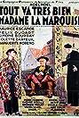 Tout va très bien madame la marquise (1936) Poster