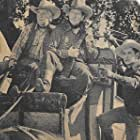 Steve Clark, Bob Steele, and Wally West in Death Valley Rangers (1943)
