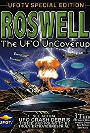 Roswell: The UFO UnCoverup Poster