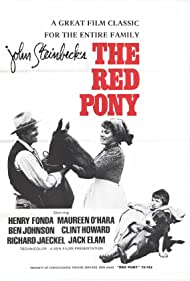 The Red Pony (1973) Poster - Movie Forum, Cast, Reviews