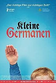 Kleine Germanen - Eine Kindheit in der rechten Szene Poster