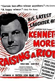 Raising a Riot Poster