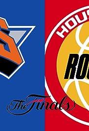 The 1994 NBA Finals Poster