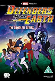 Defenders of the Earth Poster - TV Show Forum, Cast, Reviews