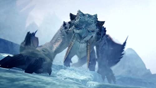 Monster Hunter World: Iceborne: Zinogre Trailer (PS4)