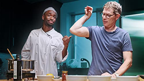 Bobby Flay Teaches Jay To Be A TV Chef