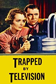 Mary Astor and Lyle Talbot in Trapped by Television (1936)