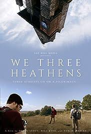 We Three Heathens Poster