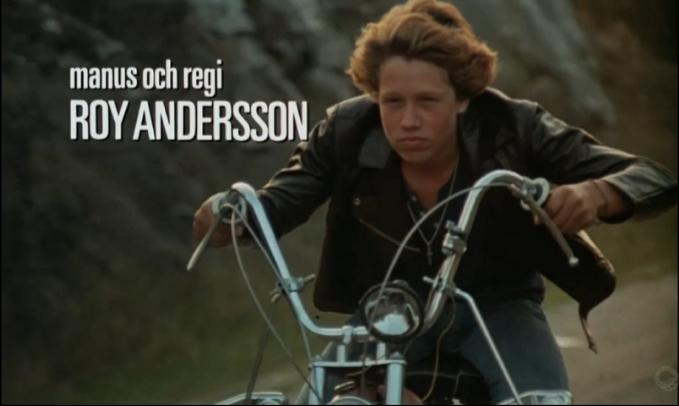 En kärlekshistoria (1970)