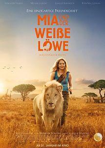 Thor and Daniah De Villiers in Mia et le lion blanc (2018)