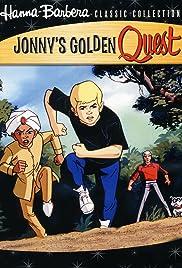 Jonny's Golden Quest Poster