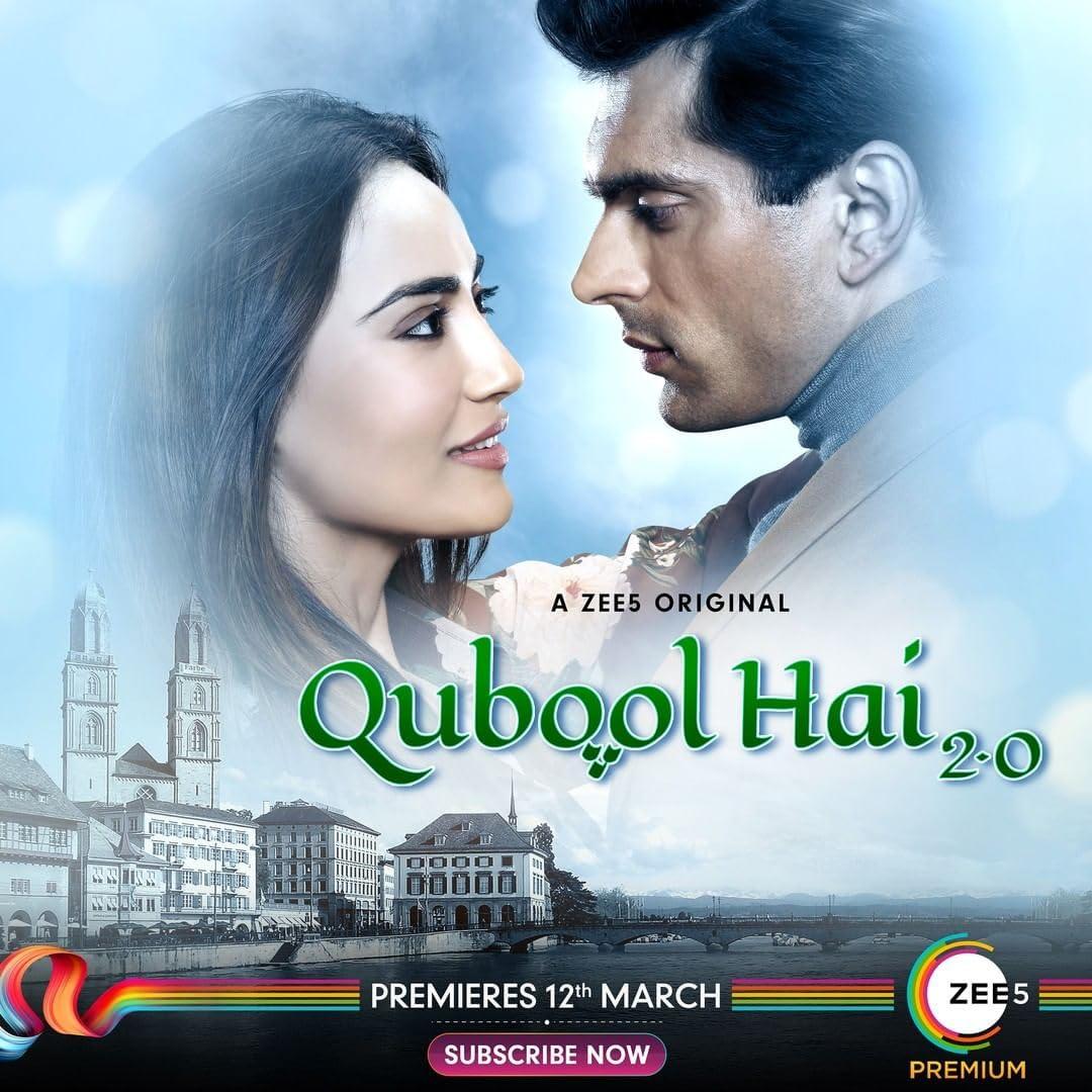 Qubool Hai 2.0 (2021) Season 1 Zee5