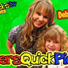 Debby Ryan and Piper Reese in Piper's QUICK Picks (2010)