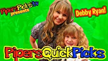 Debby Ryan from Suite Life on Deck Meets Piper Reese!