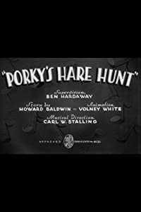 Watch free english comedy movies Porky's Hare Hunt by Chuck Jones [pixels]