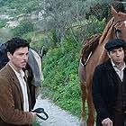 Claudio Castrogiovanni and Claudio Gioè in Il capo dei capi (2007)