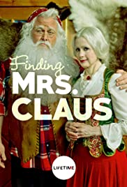 Finding Mrs. Claus Poster