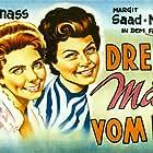 Gardy Granass, Angelika Meissner, and Margit Saad in Drei Mädels vom Rhein (1955)