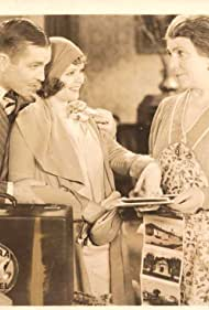 Blanche Friderici, Johnny Arthur, and Sally Starr in Personality (1930)