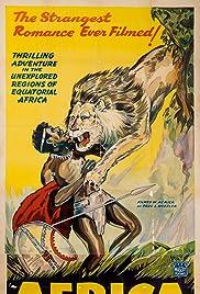 Africa Speaks! Poster