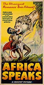 Movie search download Africa Speaks! [mpeg]
