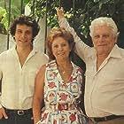 Dionísio Azevedo, Dionísio Jacob, and Flora Geny in Os Imigrantes (1981)