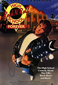 Corey Feldman in Rock 'n' Roll High School Forever (1991)