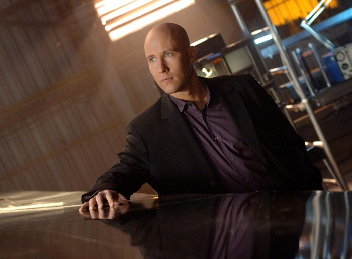 Michael Rosenbaum in Smallville (2001)