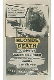 Blonde Death Poster