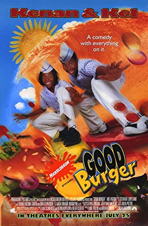 A Guerra do Hambúrguer Good Burger Dublado