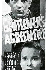 Gentleman's Agreement (1935) Poster - Movie Forum, Cast, Reviews