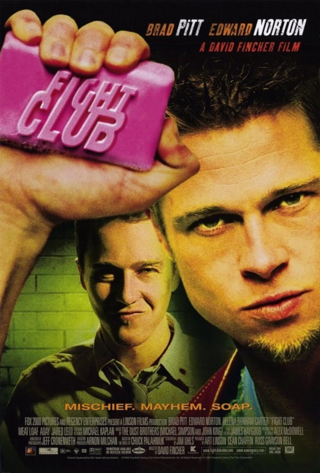 Fight Club 1999 Imdb