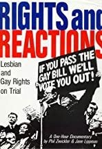 Rights and Reactions: Lesbian & Gay Rights on Trial