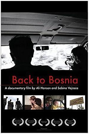 Where to stream Back to Bosnia
