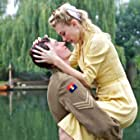 Vanessa Kirby and Callum Turner in Queen & Country (2014)
