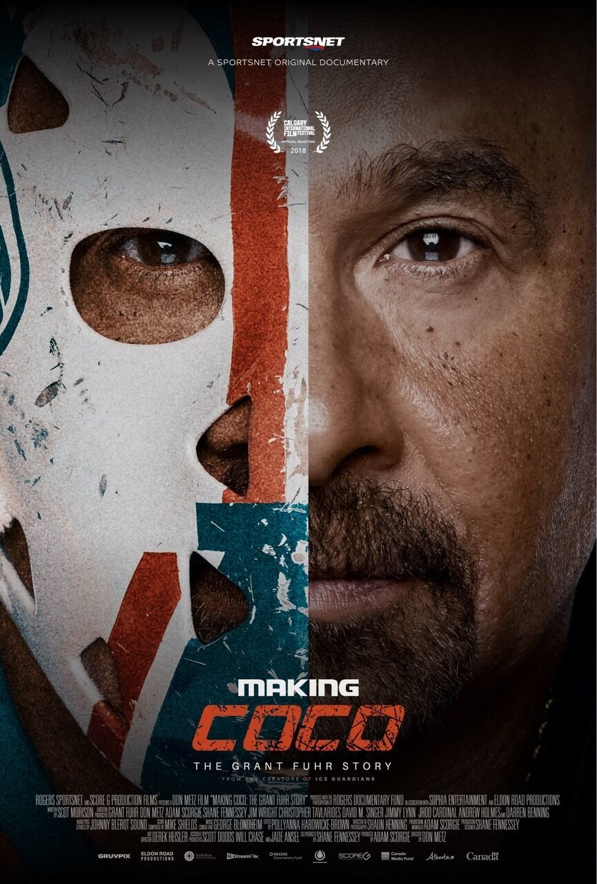 Making Coco The Grant Fuhr Story 2018 Imdb