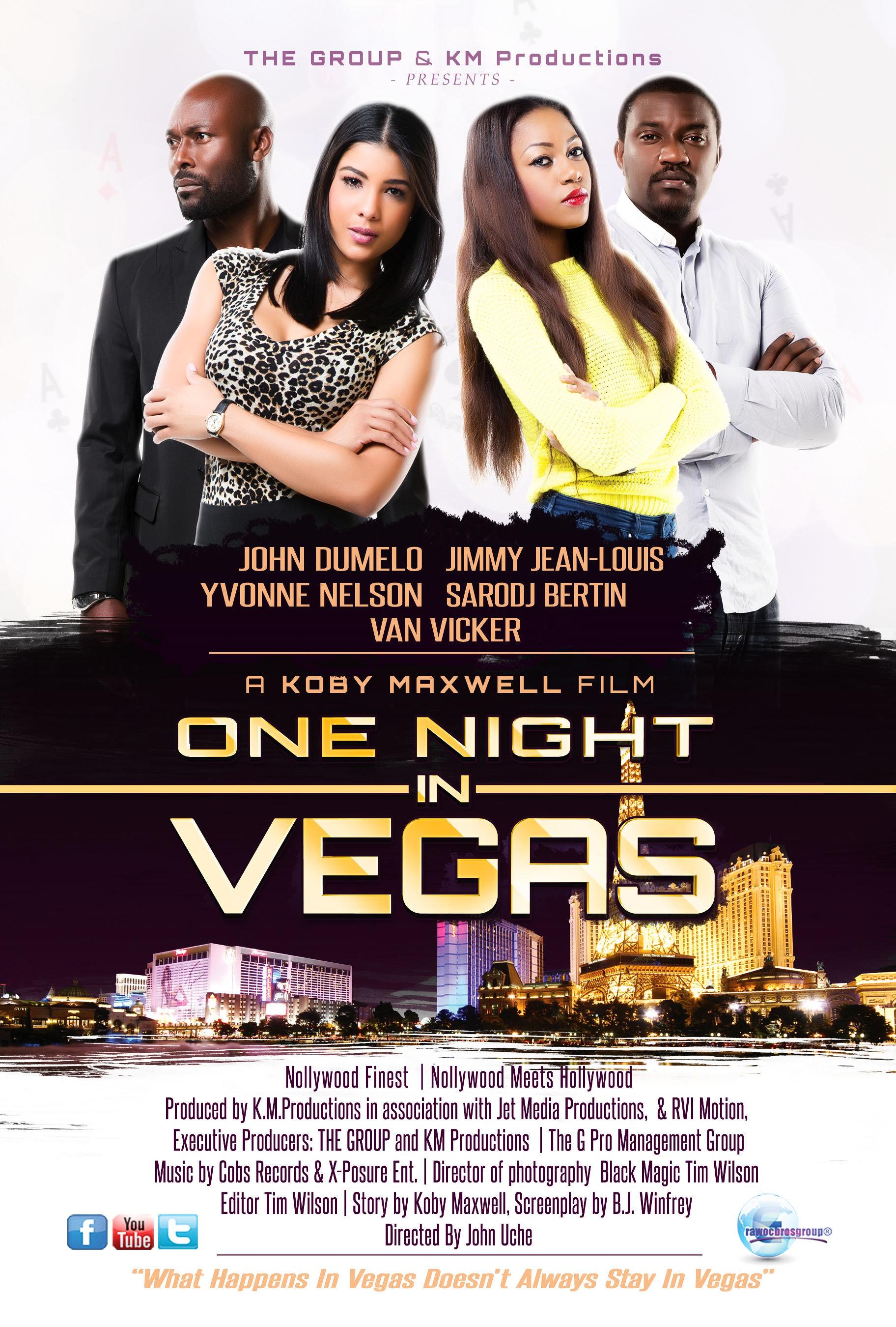 One Night In Vegas 2013 Imdb
