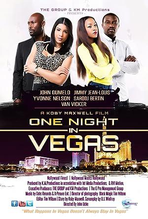 Where to stream One Night in Vegas