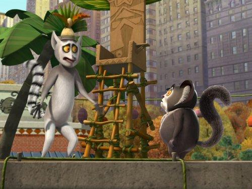 "دانلود زیرنویس فارسی فیلم ""The Penguins of Madagascar"" Happy King Julien Day!"