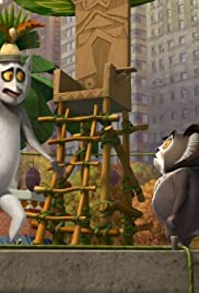 Happy King Julien Day! Poster